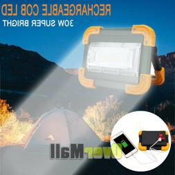 90000LM LED Working Work Light Waterproof Rechargeable Emerg