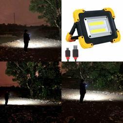 Fishnu Nylon Case Rechargeable Led Work Light,1800Lm Led Flo