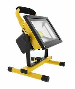 ABN LED Flood Light 30W Rechargeable Portable Worklight, 12V