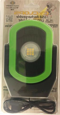 Maxxeon MXN00810 812 Cyclops USB Rechargeable LED Work Light