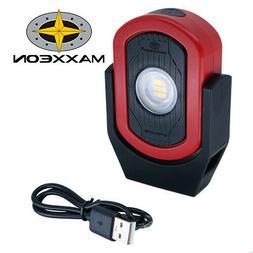 Maxxeon MXN00810 WorkStar Cyclops USB Rechargeable LED Work