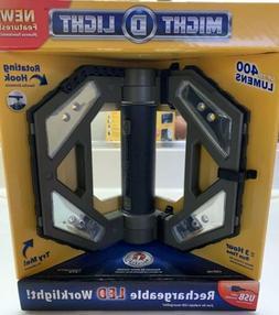 Cooper Lighting Might-D-Light Rechargeable LED Work Light