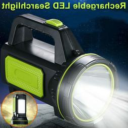 Portable Rechargeable LED Work Lights Camping Searchlight Sp