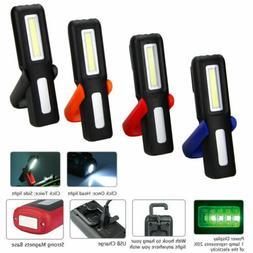 Portable Work Light Adjustable Magnetic Work Lamps For Campi