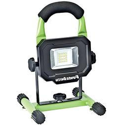 PowerSmith PWLR1110M Rechargeable 10W 900 lm LED Work Light